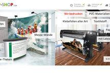 LFP-Shop - Displaysysteme, Digitaldruck und Großformatdruck /  Displaysysteme, Digitaldruck und Großformatdruck