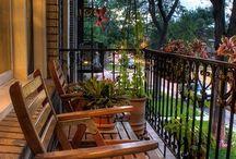 Small balcon