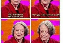 Just Minerva McGonagall