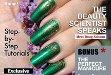 Nails HQ Magazine / by Bliss Kiss