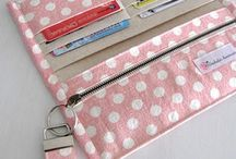 Sew: Bags, Totes and Small Purses / by Liz Geisert Kirk