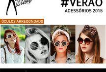Tendências da moda / As principais tendências da moda estão aqui!
