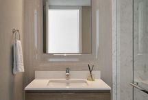 Small Vanities for On-Suites