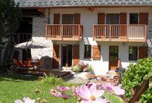 Où manger où dormir en Pays des Hurtières / Gites et restaurants dans les 5 communes des Hurtières, en Porte de Maurienne, Savoie, France