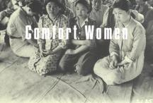 comfort women WWII war history monarchy / and war