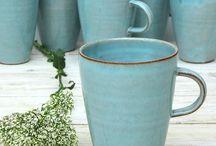 Ceramics mugs