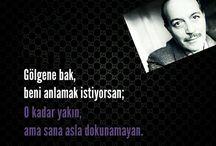 Cemal Süreyya(En sevdiğim şair...) / ✅