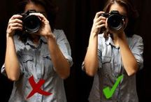To Hold a DSLR