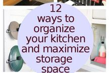 Get Organized!!! / by Connie Sawyers