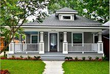 Porch & curb appeal