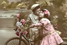 *Vintage Age of Innocence* / by Pascale