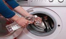 igenizzare la lavatrice