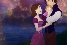A Little Bit Of Disney / by Monica Leone