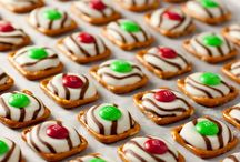 Christmas foods and treats