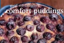 Comfort Puddings