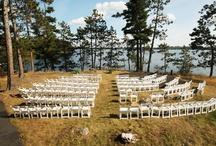 Lake Vermilion Destination Weddings / Make White Eagle Resort your Minnesota Northwoods Destination Wedding