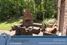 Luxury Poolscapes / Luxury poolscapes created by Poolscapes of Charlotte. We are the exclusive dealer for San Juan Pools in the Charlotte NC region.