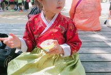 Asian babies