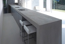 Beton kitchen