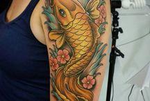 Tatuaje japoneze