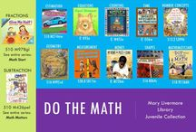 Juvenile Collection Highlights / Highlighted topics from our collection of children and young adult fiction and nonfiction