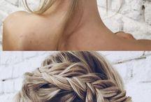 peinados y vestidos