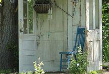 Gardens for summerhouses
