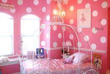 Aubrey's room make over