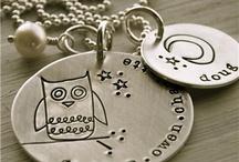 silver jewelry / by Brenda Squire