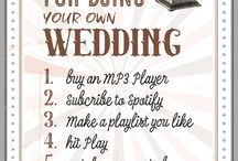 Tips For DJing Your Own Wedding