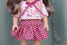 mini doll American girl