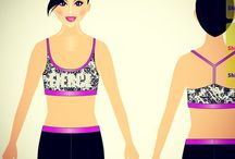 Fierce clothing
