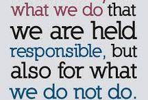 Responsibiity