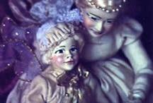 Doll Gallery by Marjorie