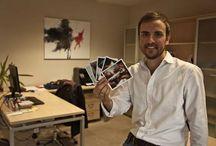 Photo press / Fotos de los artículos que hablan sobre Mimento