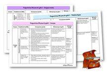 programmes primaire