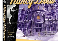 Nancy Drew #4: Treasure in the Royal Tower  / by Nancy Drew Games