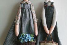 куклы тряпичные