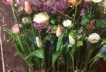 Låt blommorna viska ett stilla farväl...