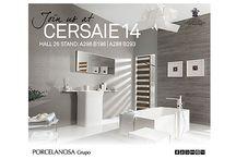 Cersaie 2014 / by Porcelanosa Grupo