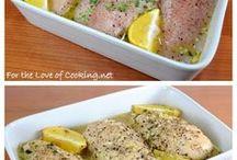 pollo Limon yTomillo