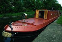 Narrowboat Exteriors