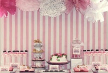 Party - Ideas (Dessert Tables)