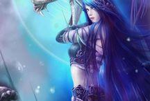 Fantasy obrazki