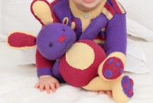 Knit Toy Patterns - Free / Please note, some of the pattern downloads require site membership. All memberships are free.