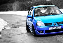 Stanced/Slammed/Lowered Clio / Little lover ... Just Clio
