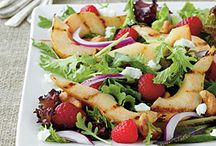 Salads - Entree / by Shannon Welihan