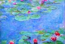 Monet / by Laurie Garza