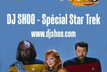 DJ SHOO - SPECIAL STAR TREK / Ce vendredi Capitaine SHOON prend les commande d' Atomik Radio 18h00 (minuit en Europe) www.djshoo.com & www.atomik-radio.fr