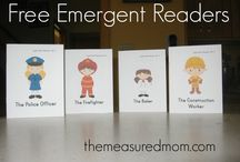 Kindergarten: Emergent readers
